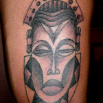 African 3 150x150 - 100's of African Tattoo Design Ideas Pictures Gallery