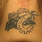 Aries Tattoo7 150x150 - 100's of Aries Tattoo Design Ideas Pictures Gallery