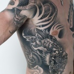 100's of Asian Tattoo Design Ideas Pictures Gallery