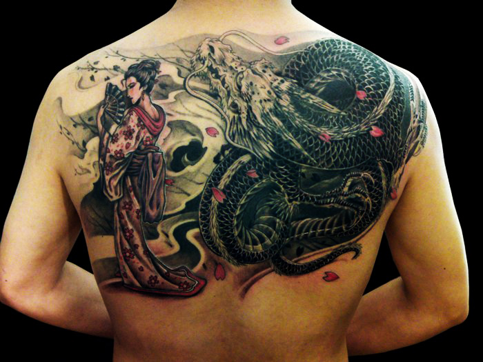 Asian Tattoos Designs 86