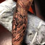 Asian 7 150x150 - 100's of Asian Tattoo Design Ideas Pictures Gallery