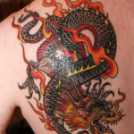 100's of Asian Dragon Tattoo Design Ideas Pictures Gallery
