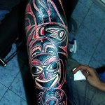 Australian 12 150x150 - 100's of Australian Tattoo Design Ideas Pictures Gallery