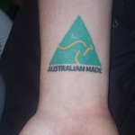 Australian 7 150x150 - 100's of Australian Tattoo Design Ideas Pictures Gallery