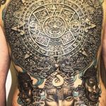 Aztec 2 150x150 - 100's of Aztec Tattoo Design Ideas Pictures Gallery