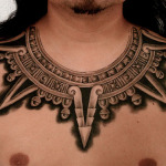 Aztec 7 150x150 - 100's of Aztec Tattoo Design Ideas Pictures Gallery