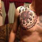 Aztec Tribal Tattoo12 150x150 - 100's of Aztec Tribal Tattoo Design Ideas Pictures Gallery