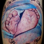 Baby Feet 21 150x150 - 100's of Baby Feet Tattoo Design Ideas Pictures Gallery