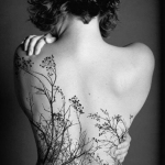 100's of Back Tattoos for Women Design Ideas Pictures Gallery