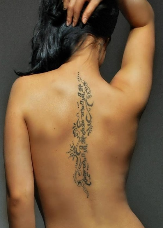 Angel Tattoos | Angel Wings  - Free Tattoo Designs