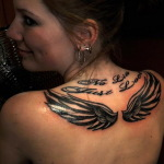 Back Tattoos for Women 3 150x150 - 100's of Back Tattoos for Women Design Ideas Pictures Gallery