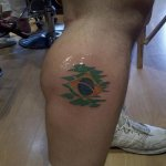 Brazilian 3 150x150 - 100's of Brazilian Tattoo Design Ideas Pictures Gallery