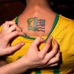 Brazilian 6 150x150 - 100's of Brazilian Tattoo Design Ideas Pictures Gallery