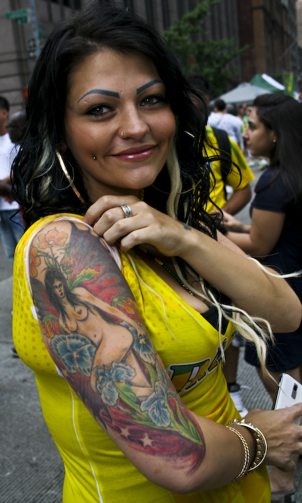 100's of Brazilian Tattoo Design Ideas Pictures Gallery