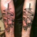 Brother 7 150x150 - 100's of Brother Tattoo Design Ideas Pictures Gallery