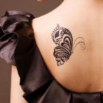 Butterfly Tattoos for Girls 10 150x150 - 100's of Butterfly Tattoos for Girls Design Ideas Pictures Gallery