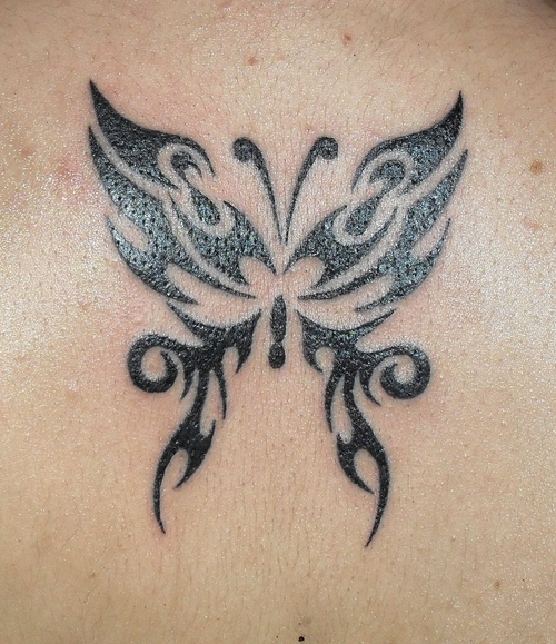 100's of Butterfly Tattoo Design Ideas Picture Gallery