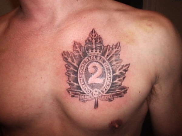 100 39 s of canadian tattoo design ideas pictures gallery for Irish canadian tattoos