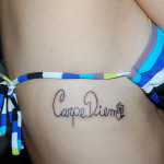 Carpe Diem Tattoo9 150x150 - 100's of Carpe Diem Tattoo Design Ideas Pictures Gallery