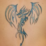 Celtic Dragon 5 150x150 - 100's of Celtic Dragon Tattoo Design Ideas Pictures Gallery