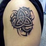 Celtic Tribal Tattoo2 150x150 - 100's of Celtic Tribal Tattoo Design Ideas Pictures Gallery