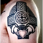 Celtic Tribal Tattoo7 150x150 - 100's of Celtic Tribal Tattoo Design Ideas Pictures Gallery