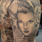 Chicano 9 150x150 - 100's of Chicano Tattoo Design Ideas Pictures Gallery