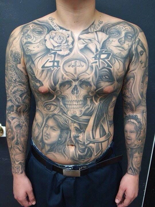 100 39 s of chicano tattoo design ideas pictures gallery for Chicano tattoo art