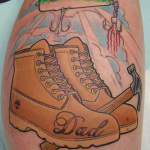Dad 61 150x150 - 100's of Dad Tattoo Design Ideas Pictures Gallery