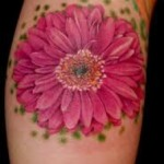 Daisy Tattoos 3 150x150 - 100's of Daisy Tattoo Design Ideas Pictures Gallery