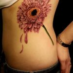 Daisy Tattoos 9 150x150 - 100's of Daisy Tattoo Design Ideas Pictures Gallery