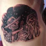 Dia De Los Muertos 10 150x150 - 100's of Dia De Los Muertos Tattoo Design Ideas Pictures Gallery