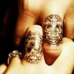 Dia De Los Muertos 12 150x150 - 100's of Dia De Los Muertos Tattoo Design Ideas Pictures Gallery