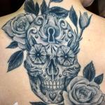 Dia De Los Muertos 9 150x150 - 100's of Dia De Los Muertos Tattoo Design Ideas Pictures Gallery