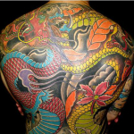 Dragon Body 11 150x150 - 100's of Dragon Body Tattoo Design Ideas Pictures Gallery