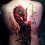 Dragon Body 12 150x150 - 100's of Dragon Body Tattoo Design Ideas Pictures Gallery