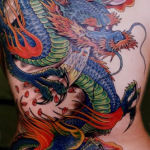 Dragon Body 5 150x150 - 100's of Dragon Body Tattoo Design Ideas Pictures Gallery