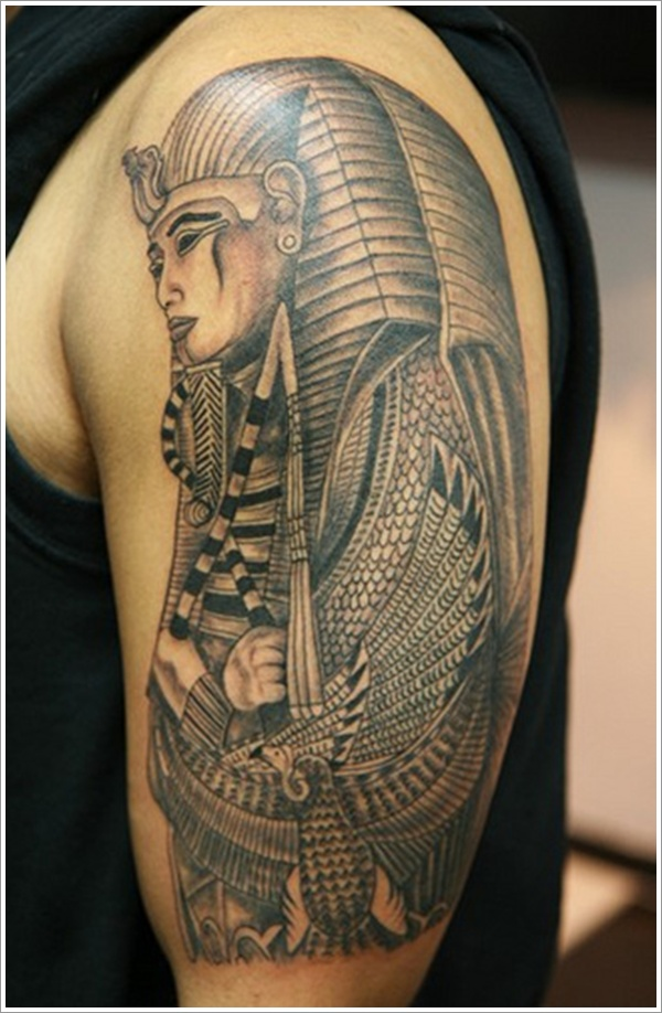 100's of Egyptian Tattoo Design Ideas Pictures Gallery