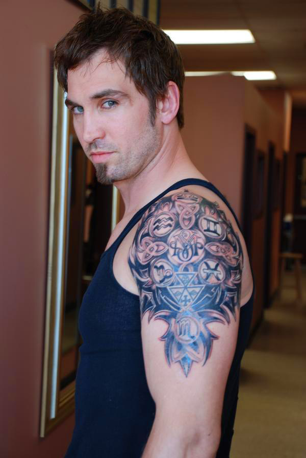 100's of Family Crest Tattoo Design Ideas Pictures Gallery