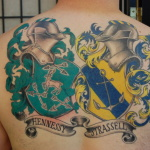 Family Crest 11 150x150 - 100's of Family Crest Tattoo Design Ideas Pictures Gallery