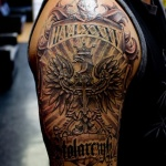 Family Crest 7 150x150 - 100's of Family Crest Tattoo Design Ideas Pictures Gallery