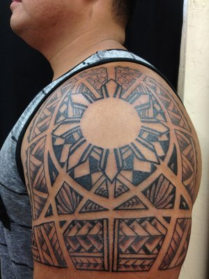 100's of Filipino Tattoo Design Ideas Pictures Gallery