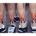 Fire Tribal Tattoo3 150x150 - 100's of Fire Tribal Tattoo Design Ideas Pictures Gallery