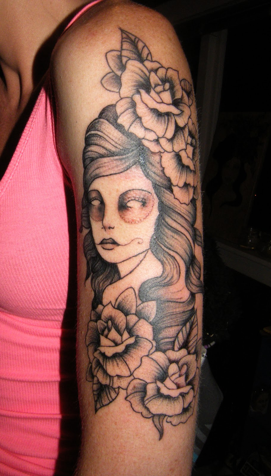 tattoo on arm - photo #33