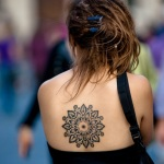 100's of Girls Back Tattoo Design Ideas Pictures Gallery