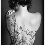 Girls Back Tattoo 10 150x150 - 100's of Girls Back Tattoo Design Ideas Pictures Gallery
