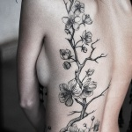 Girls Back Tattoo 5 150x150 - 100's of Girls Back Tattoo Design Ideas Pictures Gallery