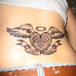Girls Lower Back Tattoo 7 150x150 - 100's of Girls Lower Back Tattoo Design Ideas Pictures Gallery