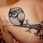 Girls Shoulder Tattoo 8 150x150 - 100's of Shoulder Tattoo Design Ideas Picture Gallery