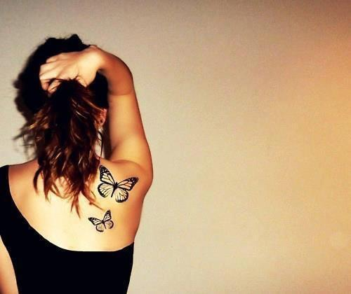 100's of Girls with Tattoo Design Ideas Pictures Gallery
